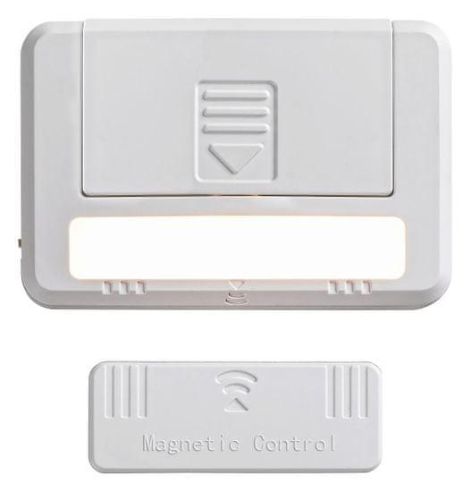 Rabalux 5675 Magnus magnetna LED lučka v predalu ali omari