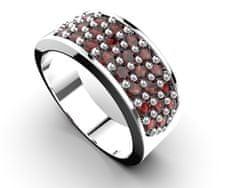 Jewstone Stříbrný prstýnek - 53 mm