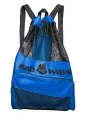 Mad Wave MAD WAVE Vak na pomůcky s popruhy na záda - modrý