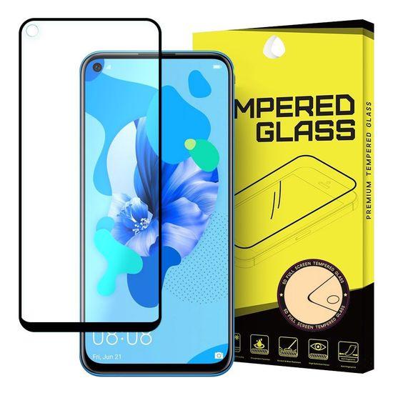 MG Full Glue zaščitno steklo za Huawei P20 Lite 2019, črna