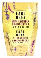 Levandulové údolí BIO Earl grey sypaný s Levandulí Chodouňskou