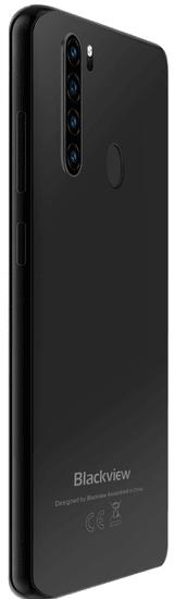iGET Blackview A80 PRO pametni telefon, 4/64 GB, LTE, črn