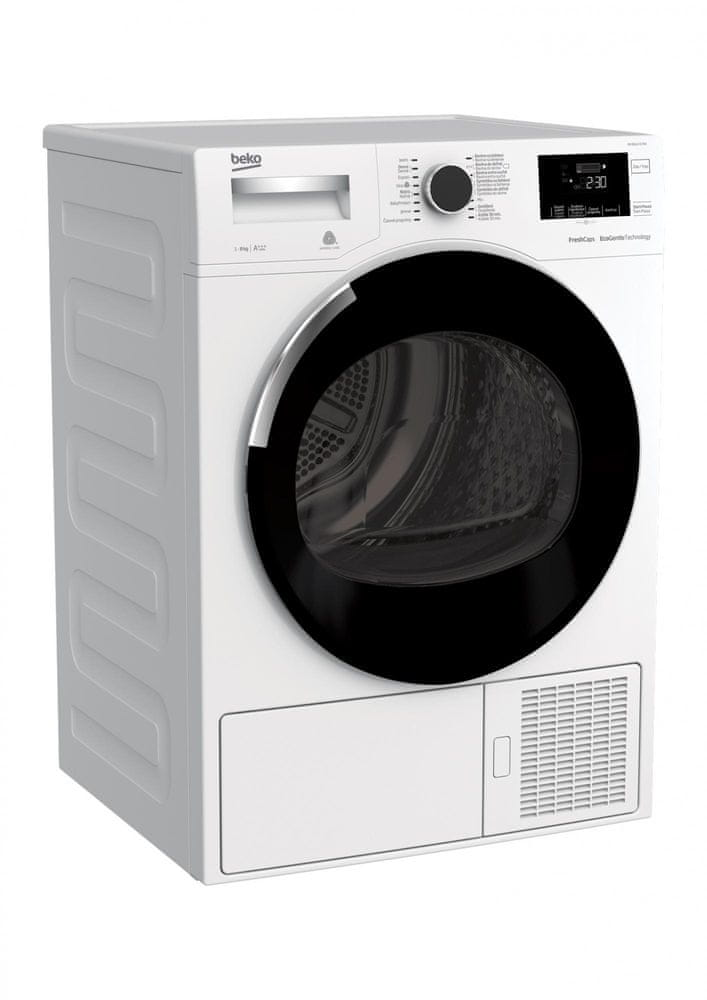 Beko sušička prádla DH8544CSFRX