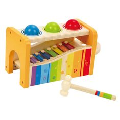 Hape Zatĺkačka s xylofónom
