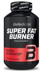 BioTech USA Super Fat Burner 120tablet