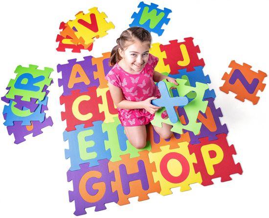 Plastica Habszivacs Puzzle Ábécé
