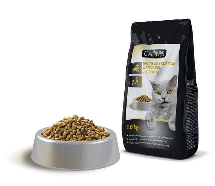 Carnis granule kuřecí 1,6 kg