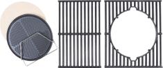 AL-KO 134202 Sistem zamenljivih rešetk za žar Masport