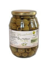 Lozano Červenka Zelené olivy Hojiblanca - 550g