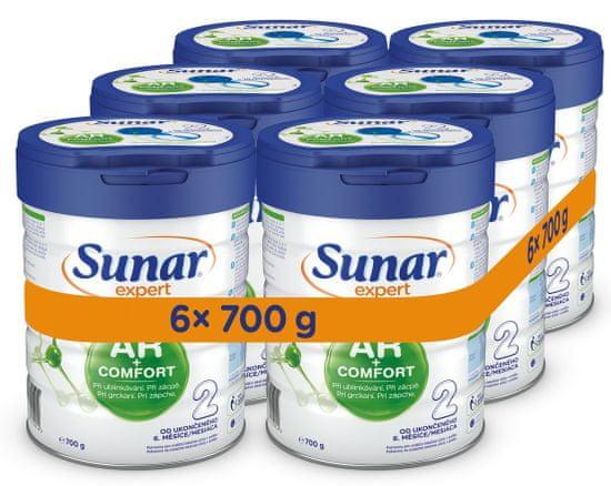 Sunar Expert AR+Comfort 2 - 6x 700g