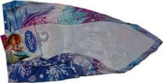 Šátek Frozen modrý.