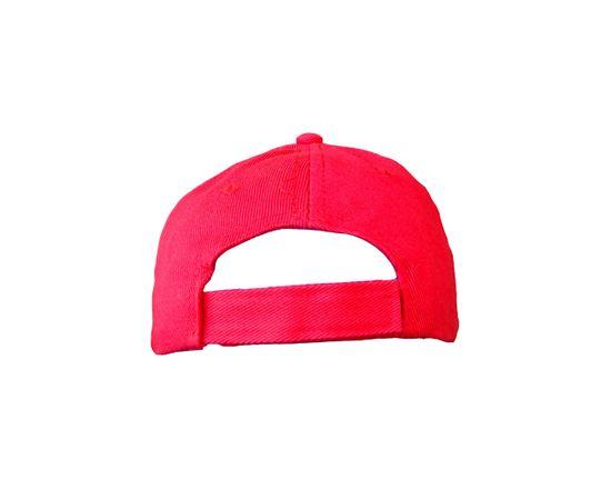 ORSI čepice kšiltovka červená