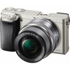 Sony ILCE-6100LS brezzrcalni fotoaparat + SELP1650 objektiv