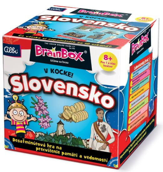 Albi V kocke! Slovensko