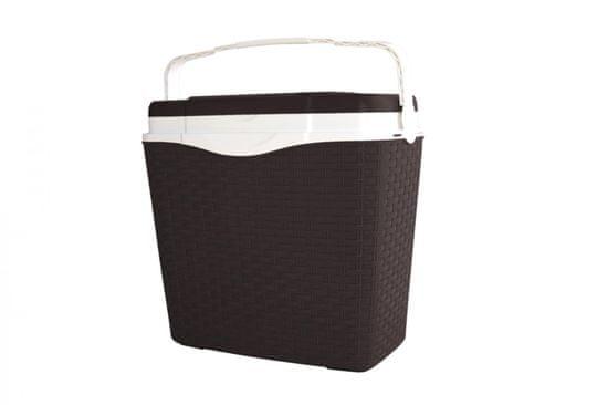 BLUMAX Cool Box rashladna torba, ratan, smeđa