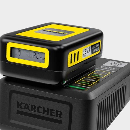Kärcher szybka ładowarka 18 V (2.445-032.0)