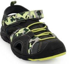 ALPINE PRO chlapecká obuv BIELO KBTR237779G 28 černá