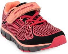 ALPINE PRO dívčí sportovní obuv KBTR241324 28 růžová