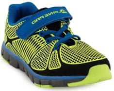 ALPINE PRO chlapecká sportovní obuv KBTR241530 31 modrá