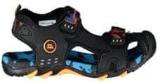 ALPINE PRO chlapecká obuv DRUSSILO KBTR222677 28 černá