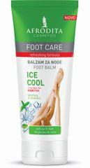 Kozmetika Afrodita Foot Care Ice Cool balzam za noge, 100 ml