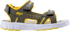 Bejo Beni JR fantovski sandali, kaki, 28