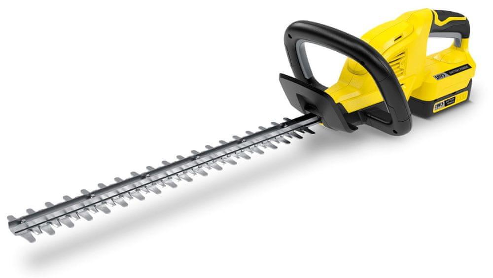 Kärcher Nůžky na živý plot 18 V HGE 18-45 Battery Set (1.444-231.0)