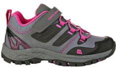 ALPINE PRO buty outdoorowe dziewczęce MIKIRU KBTR217452 35 szare
