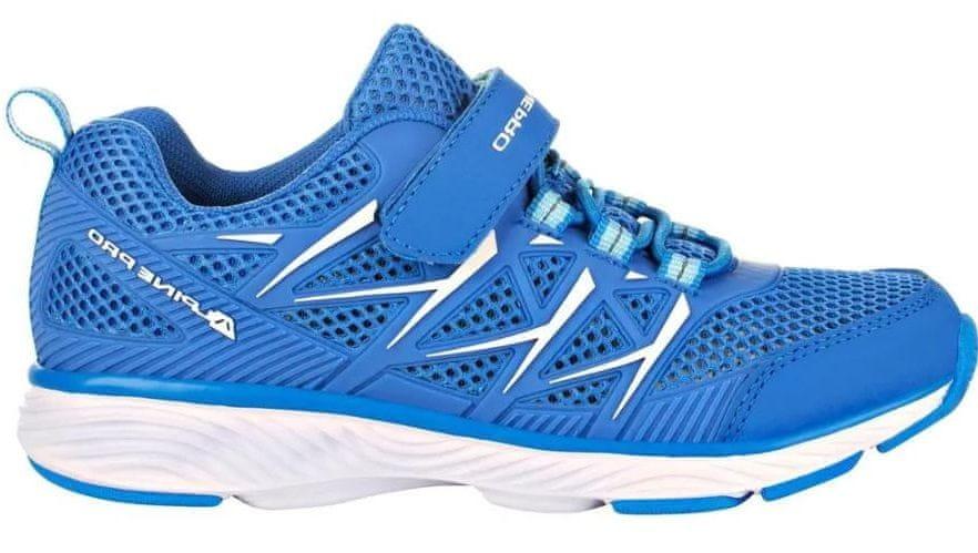 ALPINE PRO chlapecká sportovní obuv AVICESE KBTR219697 33 modrá