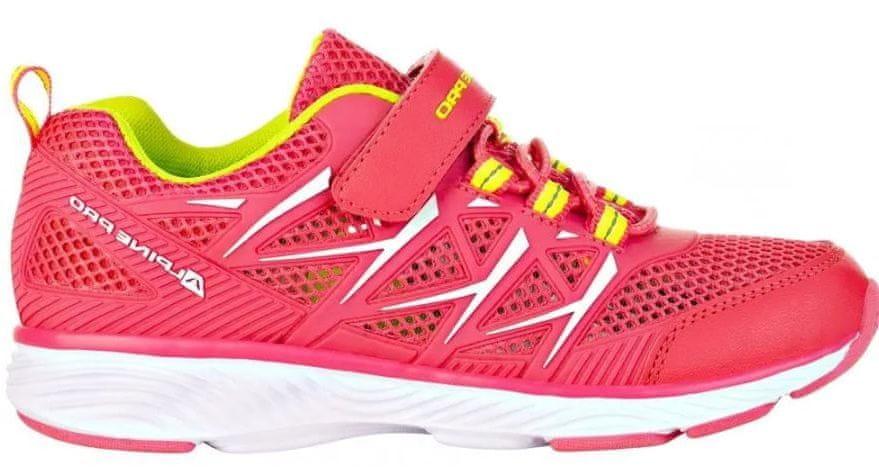 ALPINE PRO dívčí sportovní obuv AVICESE KBTR219452 32 růžová