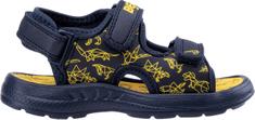 Bejo Timini Kids fantovski sandali, temno modri, 22