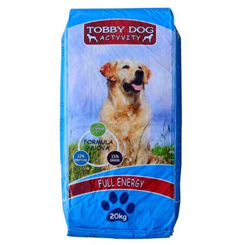 MOLY TOBBY DOG ACTIVITY 32/15 20kg energetické krmivo pro dospělé psy