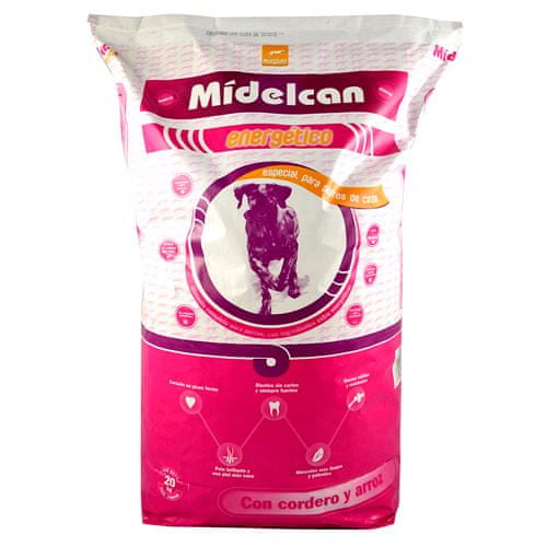 MOLY MIDELCAN ENERGY 30/13 20kg energetické krmivo pro dospělé psy
