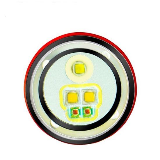 ARCHON Lampa Archon 2600 lumen, prepínanie uhla svetla VIDEO/SPOT