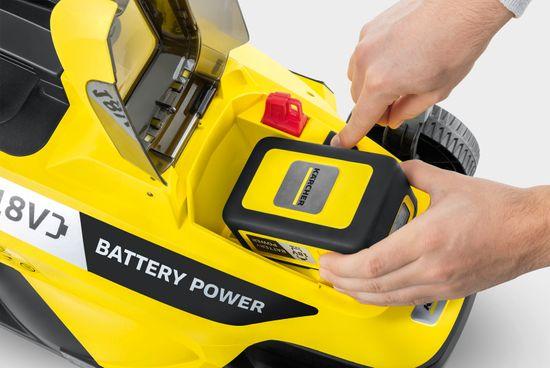 Kärcher Fűnyíró 18 V LMO 18-33 Battery (1.444-400.0)