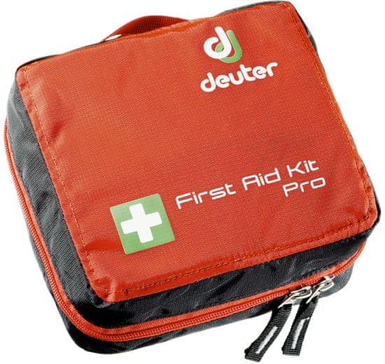 DEUTER lekárnička First Aid Kit Pro - EMPTY papaya