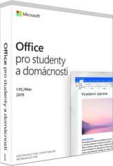 Microsoft Office 2019 pre domácnosti a študentov (79G-05146)
