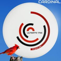Frisbee Eurodisc Rotation Bird - Cardinal