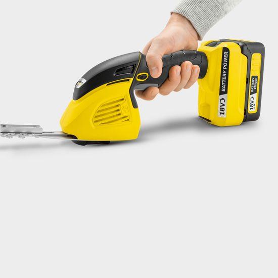 Kärcher Akumulatorowe nożyce do trawy GSH 18-20 (1.444-200.0)