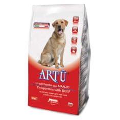 ARTU Dry dog Croquettes marhahússal 4kg 21/8