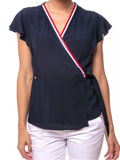 Heavy Tools Ženska bluza Ramini mornarica E2S20460 NA