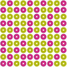 Vavex Geometrická vliesová tapeta s kolečky 2240006 London, Floral Kingdom, Vavex