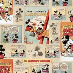 Vavex VÝPRODEJ - Dětské papírové tapety 70-242 Disney, Mickey Vintage Episode, Kids&Home 6, Graham & Brown,