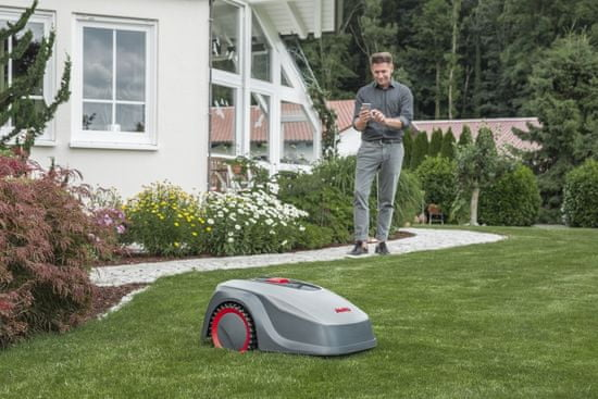 AL-KO 119925 Robot fűnyíró Robolinho 500 W
