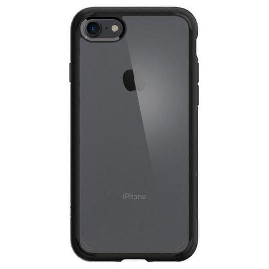 Spigen Ultra Hybrid 2 silikonski ovitek za iPhone 7/8/SE 2020, črna
