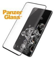 PanzerGlass Premium zaščitno steklo za Galaxy S20 Ultra, črno (7230)