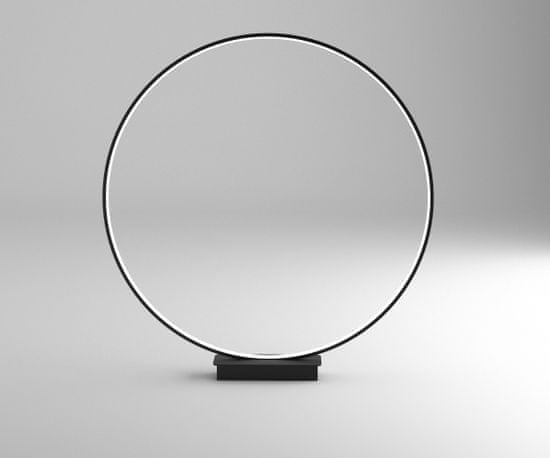 Immax NEO ARO Smart stolní lampička 45cm 18W černé Zigbee 3.0