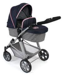Bayer Chic NELE visoki voziček, modro siv