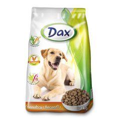DAX Dog Dry 3kg Poultry granulált baromfis kutyatáp