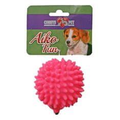 COBBYS PET AIKO FUN Sün 8,5cm gumijáték kutyáknak